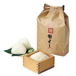 ≪米よし≫富山コシヒカリ(有機栽培)新米 2kg