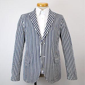 シャツジャケット(ストライプA・CSNJ128010)