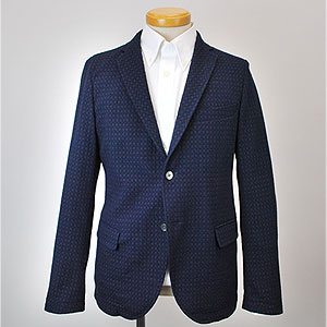 シャツジャケット(ネイビー・CSNJ128011)