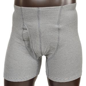 ≪SIDO≫ウエストゴムなし包帯パンツ(グレー、M・Lサイズ)