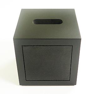 木製シューホーン・スタンド(ブラック)