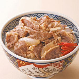 《ハロートーク》 〈吉野家〉牛丼の具詰合せ 10食