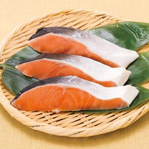 《ハロートーク》 〈鮭匠ふじい〉北海道産 時しらず鮭 8袋