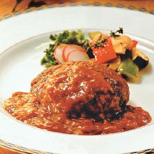 《ハロートーク》 〈帝国ホテルキッチン〉ハンバーグオニオンソース 7食