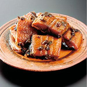 商品画像:《おいしいもの便り》 〈京都くらま辻井〉うなぎの山椒煮 2袋