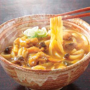 《ハロートーク》 〈新宿 中村屋〉スープが美味しい!秘伝のスパイス香るカレーうどん 4袋(8食)