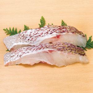 《ハロートーク》 よりどり市場 真鯛切り身(養殖) 80g×2