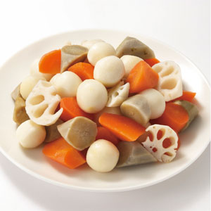 《ハロートーク》 よりどり市場 国産和風野菜ミックス 300g