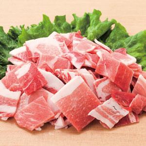 《ハロートーク》 よりどり市場 放牧豚切り落とし 250g