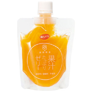 《ハロートーク》 よりどり市場 果汁たっぷりゼリー ポンカン 150g