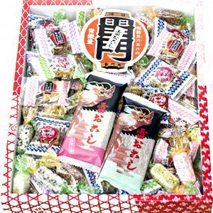 [東京]≪常盤堂雷おこし本舗≫浅草祭り