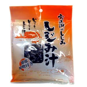 [島根]≪中浦食品≫宍道湖のしじみ汁
