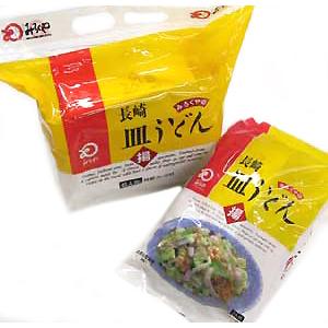 [長崎]≪みろくや≫長崎皿うどん 揚麺