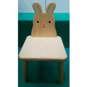 ≪大原工芸≫ウサギ椅子