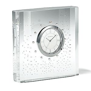 ≪ミキモト インターナショナル≫置時計 Bubble