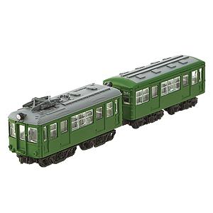 ≪バンダイ≫Bトレインショーティー「東急3450形 緑塗装 2両セット」