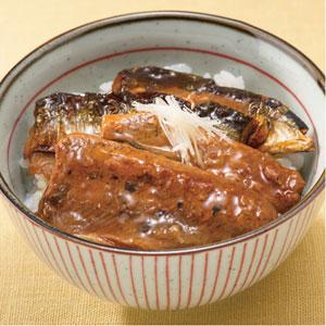 《ハロートーク》 〈あけぼの〉限定生産品釧路産 さんま蒲焼 10缶