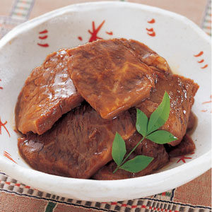 《ハロートーク》 〈ノザキ〉牛肉大和煮 12缶