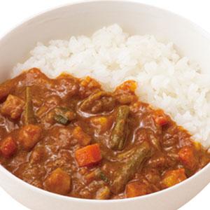 《ハロートーク》 〈新宿 中村屋〉プチカレー彩り野菜と豆 10袋