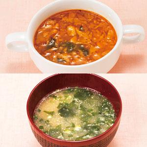 《ハロートーク》 お楽しみ福袋 フリーズドライこだわりスープと味噌汁のバラエティ30食セット