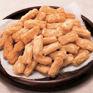 《ハロートーク》 蜂蜜揚げ&揚げもち塩セット(無選別) 2kg