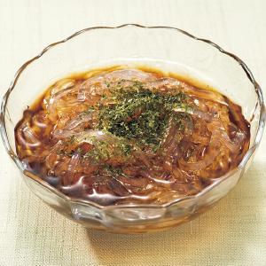 《ハロートーク》 〈銚子屋〉だし酢醤油ところてん 8個