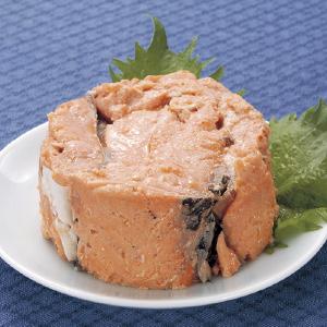 《ハロートーク》 〈シーマルシェ〉アメリカ(アラスカ)産 紅鮭水煮 4缶