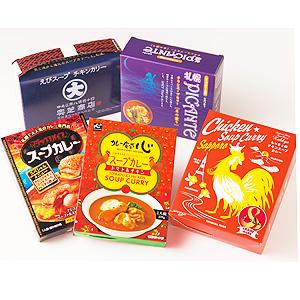 札幌スープカレーめぐり