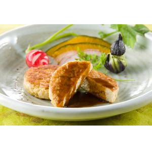 ≪北の麩本舗≫生麩入り豆腐ハンバーグ☆(冷蔵)