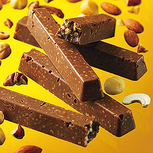 ≪ロイズ≫ナッティバーチョコレート[10本入り]☆(冷蔵)
