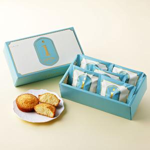≪石屋製菓≫i・ガトー 5個入り ☆(冷蔵)