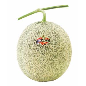 ≪夕張メロン≫(秀品)1.3kg×1玉(冷蔵)