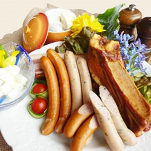 ≪道の駅 くろまつない≫2種類のベーコン&チーズセット ☆(冷蔵)