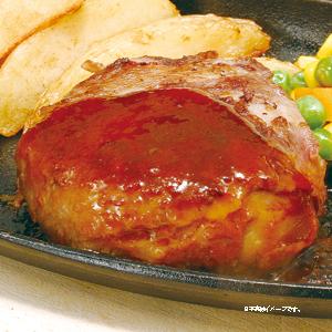 北海道産牛霜降りハンバーグ ★(冷凍)