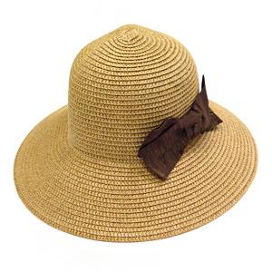 ≪ロペピクニック シェリ≫帽子(キャメル)