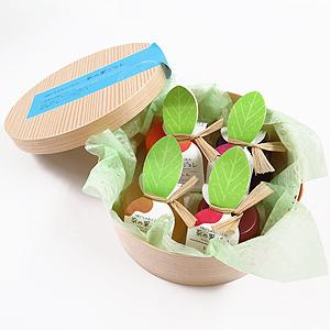 ≪ラ・テールセゾン≫菜の果ジュレ(4個入)