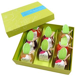 ≪ラ・テールセゾン≫菜の果ジュレ(8個入)