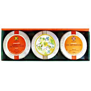≪ルピシア≫バースデイギフト 紅茶3缶