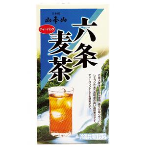 ≪山本山≫六条麦茶ティーパック
