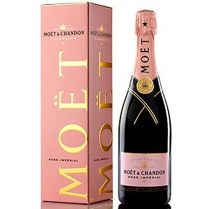 ≪モエ・エ・シャンドン≫ロゼ アンペリアル(750ml)ドレスサークル ワイン