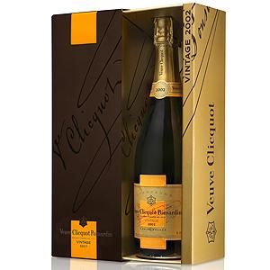 ≪ヴーヴ・クリコ≫ヴィンテージ 2004(750ml)ドレスサークル ワイン