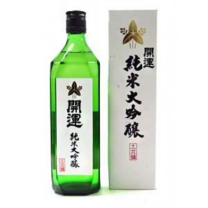 ≪静岡・土井酒造≫開運 純米大吟醸