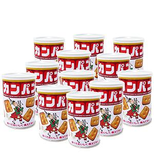 ≪三立製菓≫缶入カンパン(100g入×12缶)