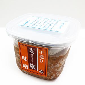 [福岡]≪田慶屋≫無添加 麦麹味噌 ☆