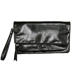 ≪ラジルマ≫2WAYお財布クラッチ(ブラック)
