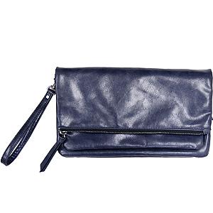 ≪ラジルマ≫2WAYお財布クラッチ(ネイビー)