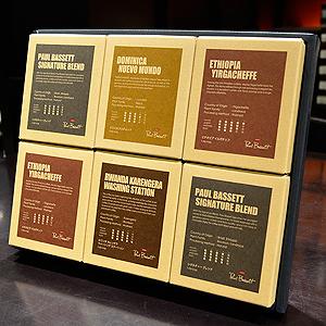 ≪ル ショコラ ドゥ アッシュ/ポール バセット≫ドリップバッグ コーヒー6個ギフト