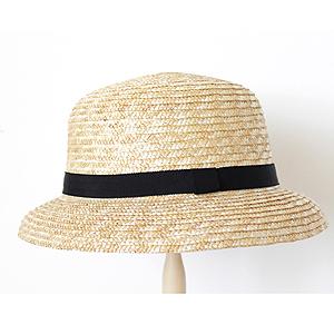 <東急百貨店>麦わら帽子 ブリム