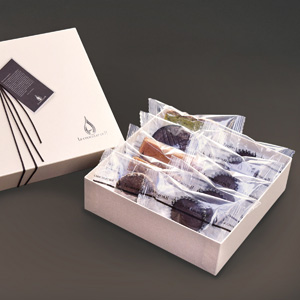 ≪ル ショコラ ドゥ アッシュ≫焼菓子ギフト 10個入 ☆