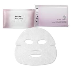 ≪資生堂 ホワイトルーセント≫パワーブライトニング マスク(医薬部外品)